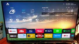 Omega Box STB Android Smart TV 4K UHD - Ch. TV Luar, Film, Musik, Game