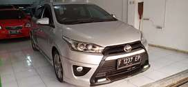 Toyota Yaris TRD Sportivo matic th.2015, tangan 1.