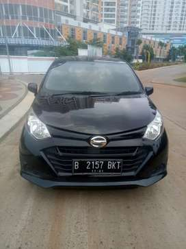 Daihatsu sigra X th2016 manual antik Warna hitam
