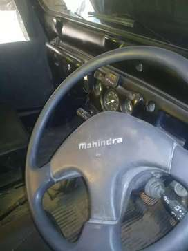 Mahindra Major Original Jeep