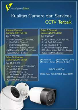 Cctv & scurity system