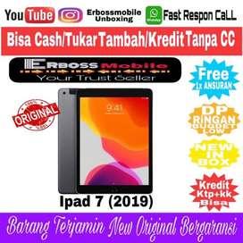 "ipad 7 [2019/10""/32GB/Wifi+4G] New Apple SPesiaL TemPat Kredit DP"