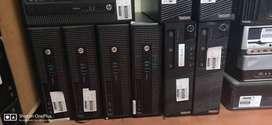 old hp/ lenovo i5 4th gen 4gb ram 320 gb hardisk win 10 original