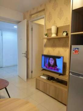 Disewakan per 6 bulan Apartemen Basura, Free IPL, interior mewah