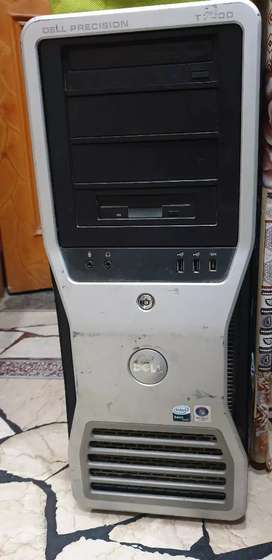 Dell gaming pc  and editing pc