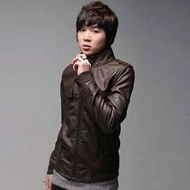 Jaket Kulit Simply Korean Style – SK25