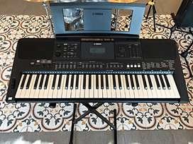 YAMAHA Portable Keyboard PSR E463 PSRE463 PSR E 463 PSR-E463