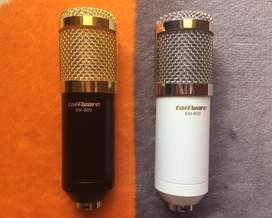 Taffware Bm-800 Original Microphone Condenser