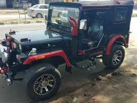 Modified best jeep