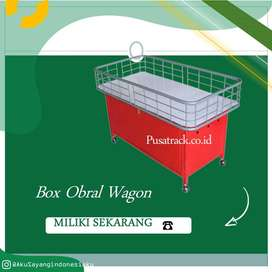 Rak Obral Besi Minimarket/ Supermarket
