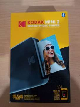 KODAK PHOTO PRINTER MINI 2 INSTANT KOD-MP2B BLACK