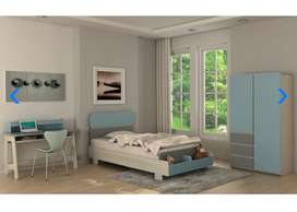 Bed set tempat tidur informa ukuran 120