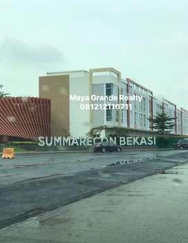 Disewakan Ruko Gandeng Burgundy The Orchard Summarecon Bekasi