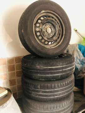 Dunlop tyre for sale, honda civic rebirth used
