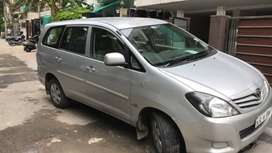 Mint condition Innova delhi number 2011 make registered 2012