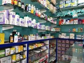 MEDICAL SHOP for sale/lease basis