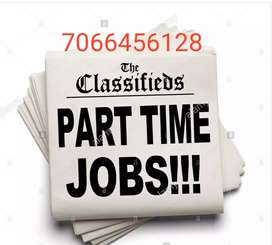 Nice Ad posting and telecalling online part time jobs at home
