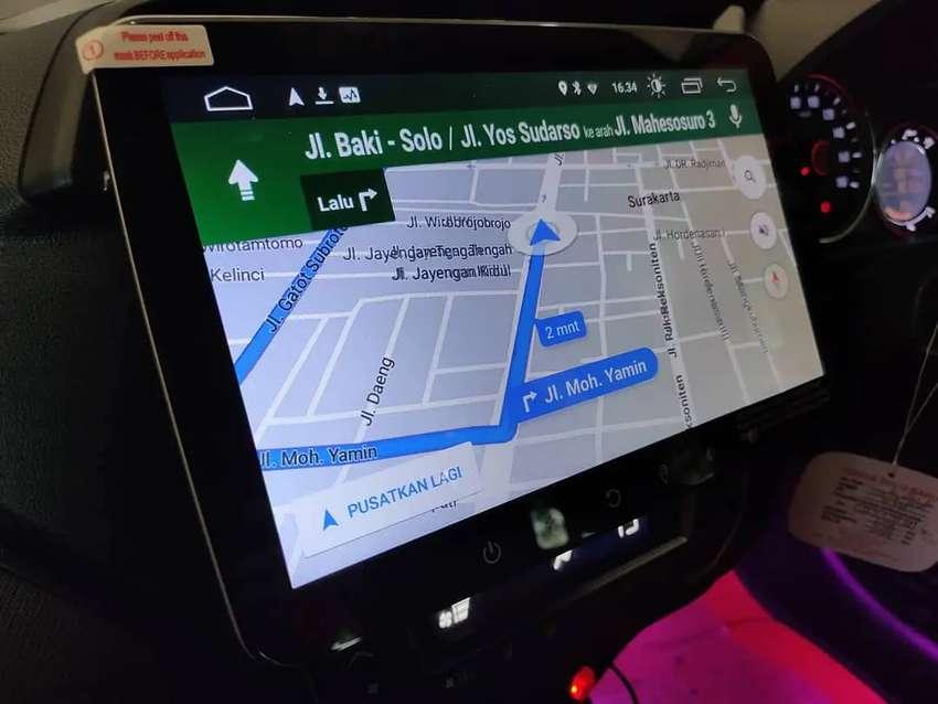 Headunit Android 10inch Skeleton RAM 2GB Include Instalasi Garansi Res 0