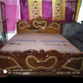 New King size bed.. Original Orissa series.. No1 wood quality