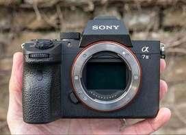 Sony Alpha A7 III Body Only Bisa Cicilan Free 1x Angsuran