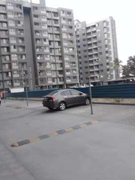 Pramukh sahes 2bhk sami frniest flat good condition in chala