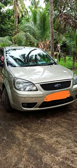 Ford Fiesta 2006 Petrol