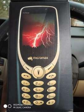 Just use micromax key pad phone