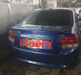 Honda city i-vtec 2009 model 2015 import in a very good condition.