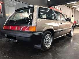 PERFECT COND. Honda Civic Wonder Sb3 1987 estilo sb antik klasik mobil