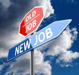 back office-Job apply here now/ Ground Staff Job