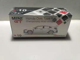 Mini GT Honda Civic type R (RHD)