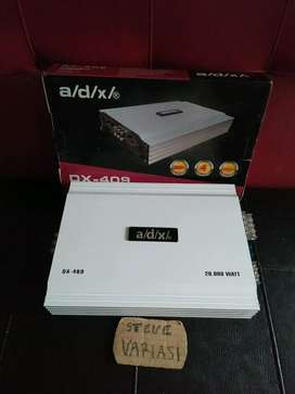 Power A/D/X 4 Channel 20.000 W by Steve Variasi Olx