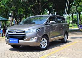 [OLX Autos] Toyota Kijang Innova 2016 G 2.4 A/T Diesel Coklat #Allison