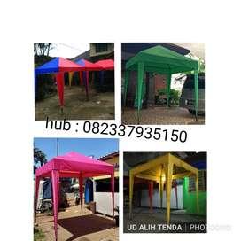 Tenda cafe peneduh bazar dan jualan atau event