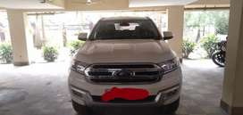 Ford endeavour well maintained 4*4 AT 3.2 LITRES ENGINE. 2016 MODEL