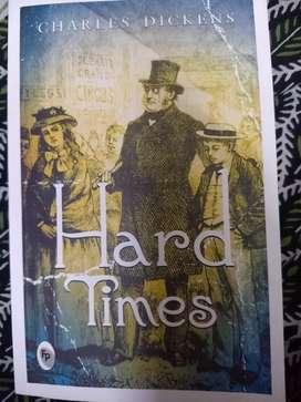 "Books-Novels ""Hard Times"""