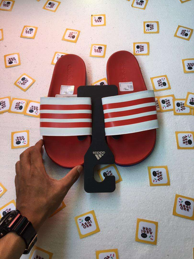 Sandal adidas originals adilette comfort red 0