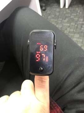 Oximeter lk87 pengukur detak jantung