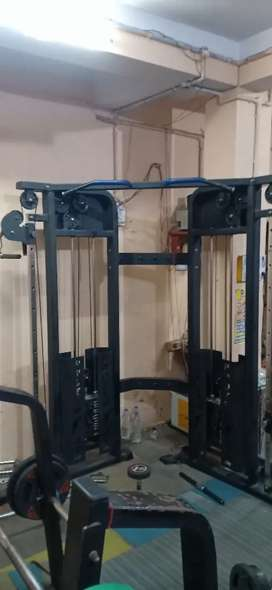 Sell imported gym setup at very cheap price