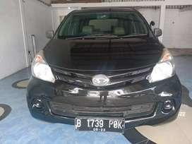Daihatsu Xenia x manual 2012 , Tdp 16.5 juta