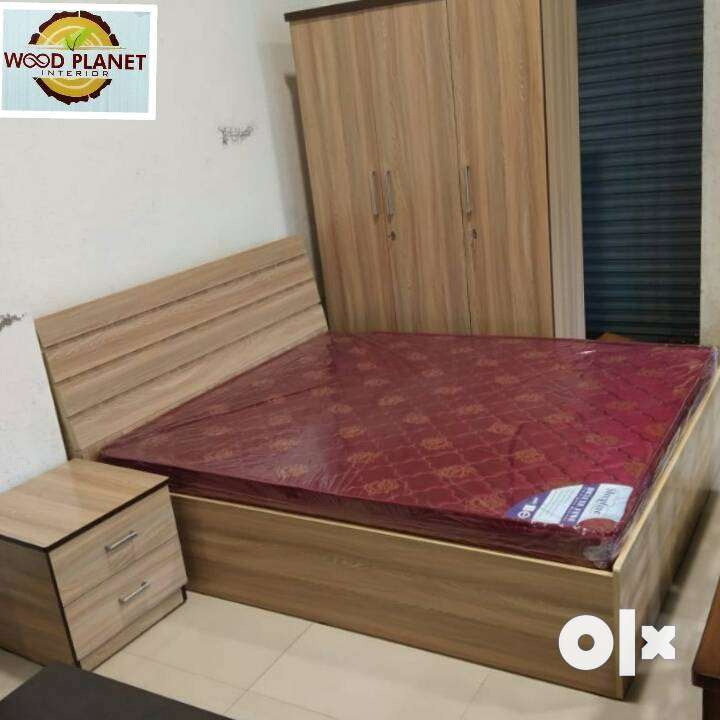 Grand Offer On Brand New Bedroom Set In Best Price