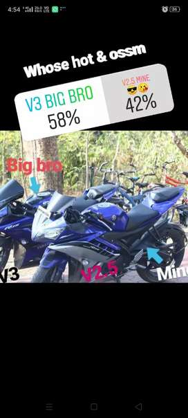 Yamaha r15 2.5 special edition Top condition well maintained