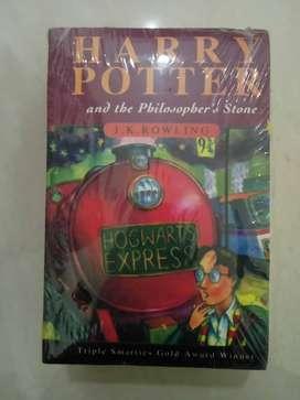 Set Novel Harry Potter