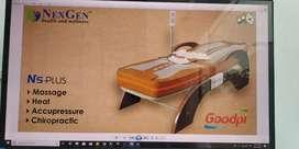 Complete Body Massager spine management Machine