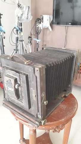 Kamera kayu kuno antik langka eugen klein berlin 1900