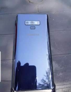 Samsung Galaxy note 9 128/6 for sale.