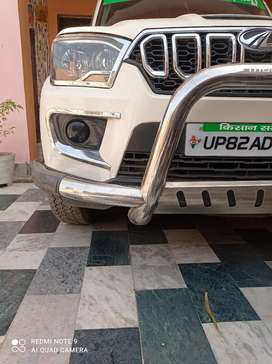 Mahindra Scorpio 2019 Diesel 40000 Km Driven