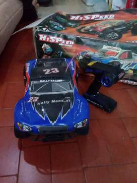 Mobil Remote Control HSP Rally Monster 1/10 4WD RTR Nitro Power
