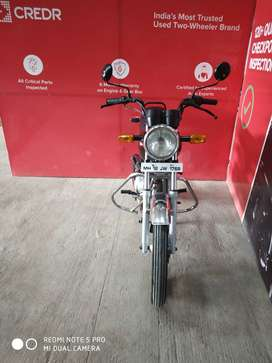 Good Condition Yamaha Crux Standard with Warranty |  1769 Pune