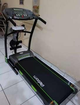 Alat Olahraga Treadmill Elektrik Tl 130 + 3 Fungsi